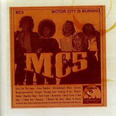 Motor City Is Burning