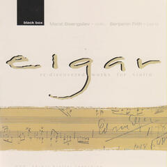 Elgar: Re-discovered works for violin