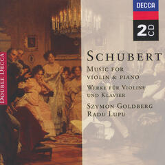 Schubert: Music for Violin & Piano; Arpeggione Sonata