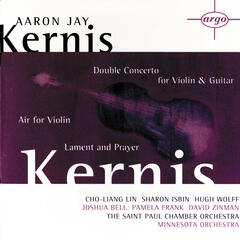 Kernis: Air for Violin/Double Concerto for Violin & Guitar etc.
