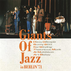 Giants Of Jazz In Berlin '71