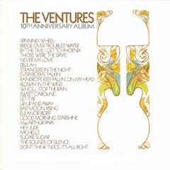 The Ventures 10th Anniversary Album