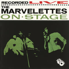 The Marvelettes Recorded Live On Stage