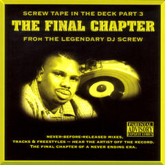 Screw Tape in The Deck Part 3.  The Final Chapter