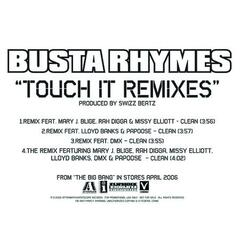 Touch It Remixes