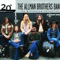 The Best Of The Allman Brothers Band 20th Century Masters The Millennium Collection Volume 2 LIve