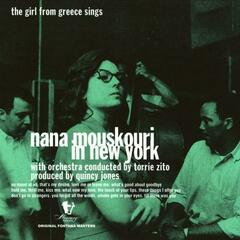 Nana Mouskouri In New York - The Girl From Greece Sings