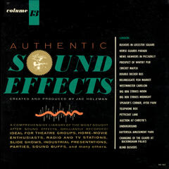 Authentic Sound Effects (Vol. 13)