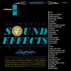 Authentic Sound Effects (Vol. 11)