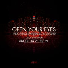 Open Your Eyes (feat. Mitch Thompson) (Acoustic Version)