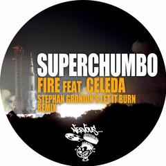 Fire feat. Celeda - Stephan Grondin's Let It Burn Remix
