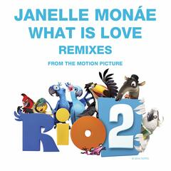 What Is Love Remixes