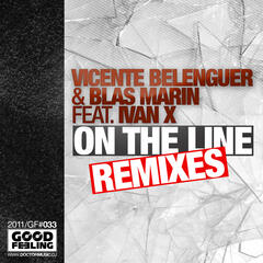 On the line (feat. Ivan X) (Remixes)