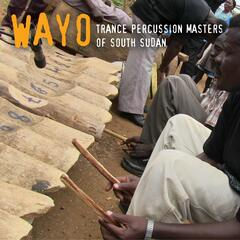 Trance Percussion Masters Of South Sudan