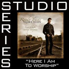 Here I Am To Worship [Studio Series Performance Track]