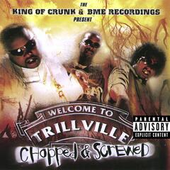 Get Some Crunk In Yo System - From King Of Crunk/Chopped & Screwed