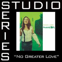 No Greater Love [Studio Series Performance Track]