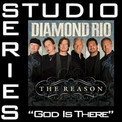 God Is There [Studio Series Performance Track]
