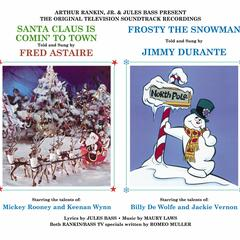 Santa Claus Is Comin' to Town / Frosty The Snowman:  The Original Television Soundtrack