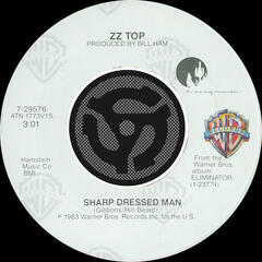 Sharp Dressed Man / I Got The Six [Digital 45]