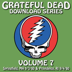 Download Series Vol. 7: 9/30/80 (Springfield Civic Center, Springfield, MA) & 9/4/80 (Providence Civic Center, Providence, RI)