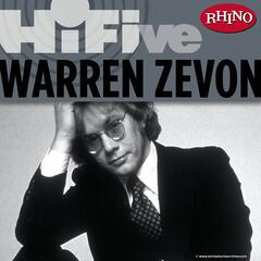 Rhino Hi-Five: Warren Zevon