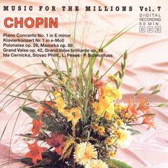 Music For The Millions Vol. 7 - Frederic Chopin