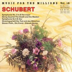 Music For The Millions Vol. 15 - Franz Schubert