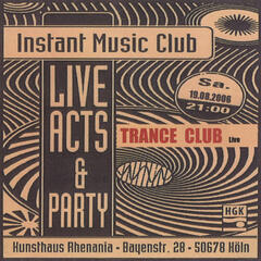 Live At Instant Music Club [Aug. 19. 2006]