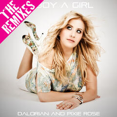 A Boy A Girl - The Remixes