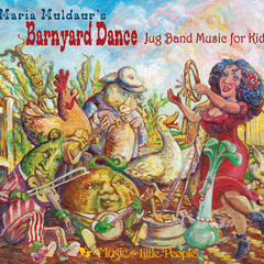 Barnyard Dance: Jug Band Music For Kids