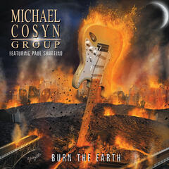 Burn the Earth (feat. Paul Shortino)