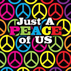Just a Peace of Us