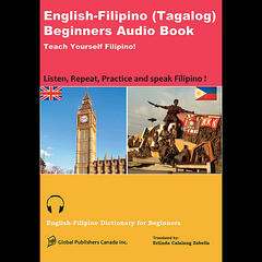 English-Filipino (Tagalog) [Beginners Audio Book] [Teach Yourself Filipino]