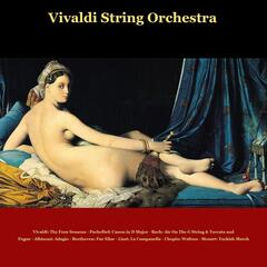 Vivaldi: The Four Seasons - Pachelbel: Canon in D Major - Bach: Air On the G String & Toccata and Fugue - Albinoni: Adagio - Beethoven: Fur Elise - Liszt: La Campanella - Chopin: Waltzes - Mozart: Turkish March