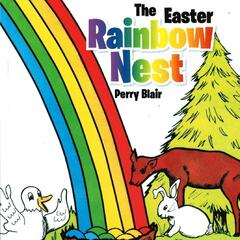 The Easter Rainbow Nest