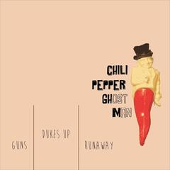 Chili Pepper Ghost Man