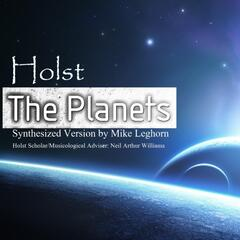 Holst: The Planets (Synthesized Version)