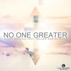 No One Greater (feat. Melanie Carter-Smith)