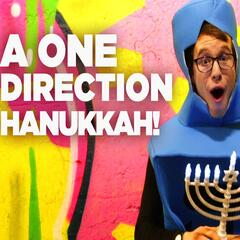 A One Direction Hanukkah (feat. A.K.A. Pella, The Y-Studs & Six13)