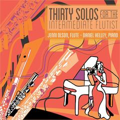 Thirty Solos for the Intermediate Flutist
