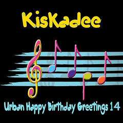 Urban Happy Birthday Greetings 14