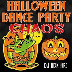 Halloween Dance Party Chaos