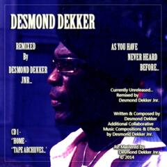 Desmond Dekker As You Have Never Heard Before