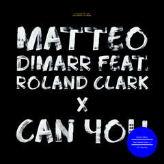 Can You (feat. Roland Clark) (Club Mix)