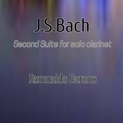 Bach: Suite No. 2 in D Minor, BWV 1008