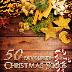 50 Favourite Christmas Songs – Traditional Xmas Carols for Kids and Adults, Instrumental Music for Christmas Time