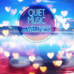 Quiet Music for Wellness - Deep Massage, Pacific Ocean Waves for Well Being and Healthy Lifestyle, Luxury Spa, Natural Balance, Wellness Spa, Background Music for Relaxing, Mind and Body Harmony