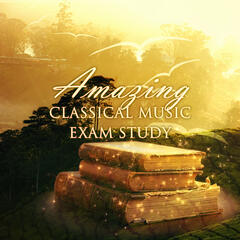 Amazing Classical Music: Exam Study – Brain Music, Songs for Studying, Reading, Concentrating & Mental Focus, Stress Relief