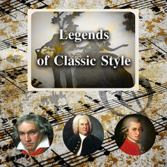 Legends of Classic Style – Timeless Music & Brilliant Classics, Golden Time with Famous Musicians, Background Instrumental Music, Supreme Masters Classics